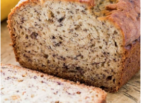 Keep Well Society Banana Cake Recipe
